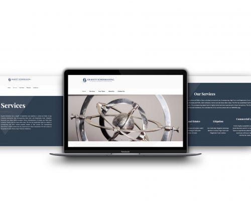 Gravett Schoeman | Website Design